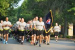 Team Redstone celebrates the Army's 239th birthday with run