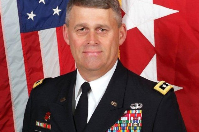 Lt. Gen. David Halverson, Commander, U.S. Army Installation Management Command and Assistant Chief of Staff for Installation Management