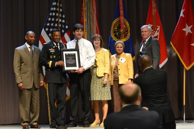 USACE recognized for volunteer contributions