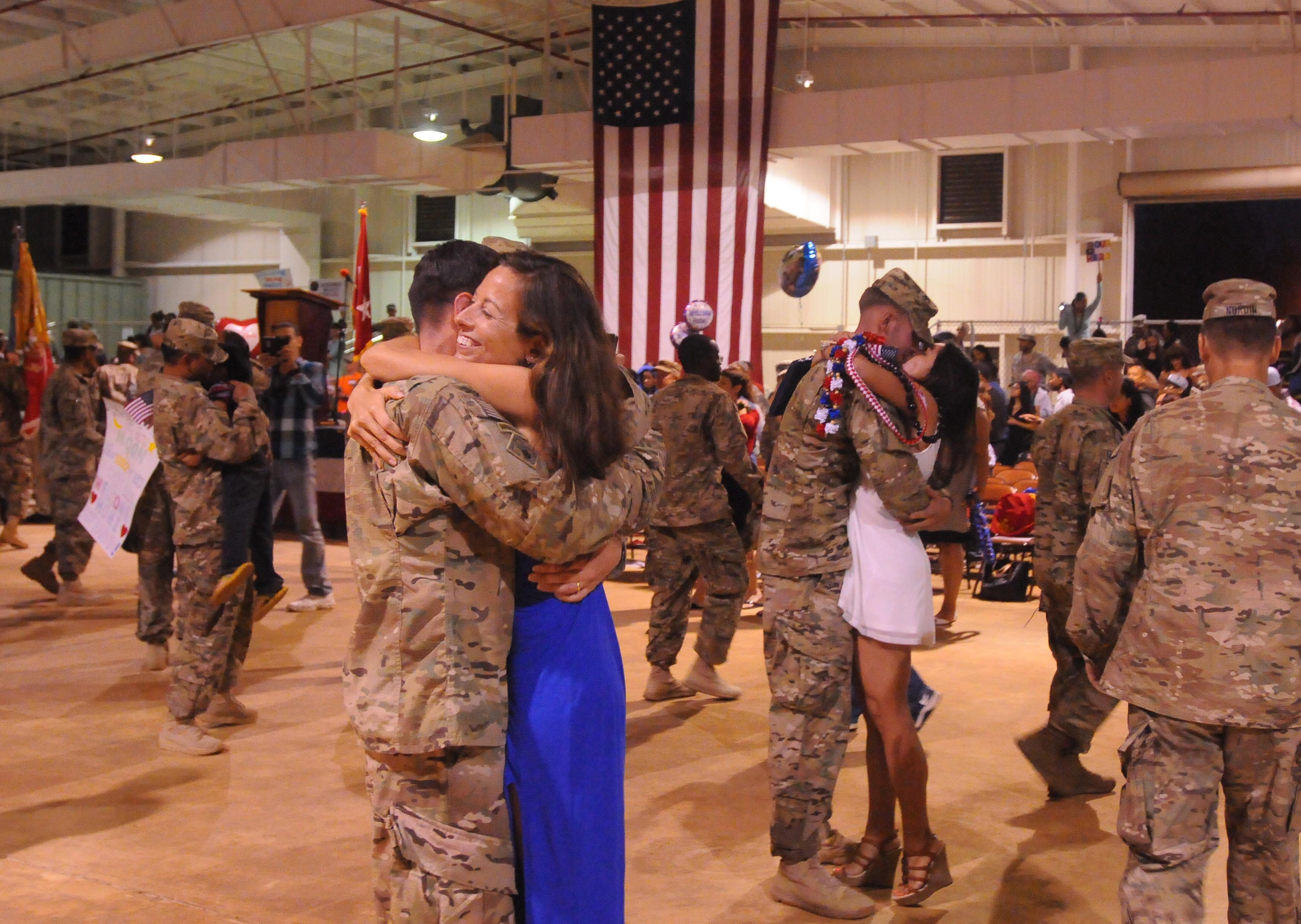 Engineers Complete Nine Month Afghanistan Mission Return To
