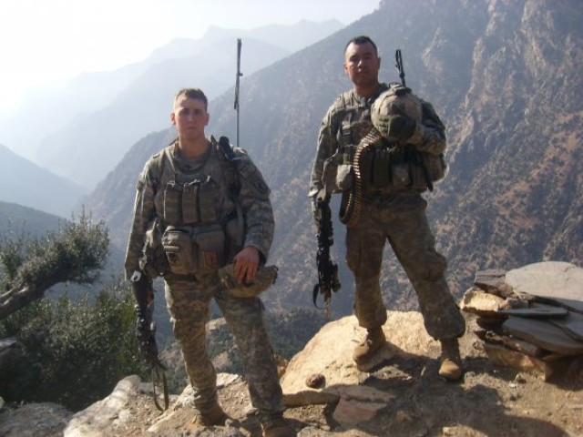 Former Soldier to receive Medal of Honor for fierce battle in Afghanistan