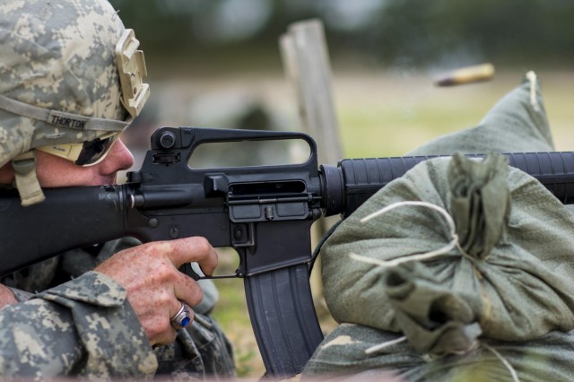 Without any time to study, Soldier relies on combat experience to push through Best Warrior Competition