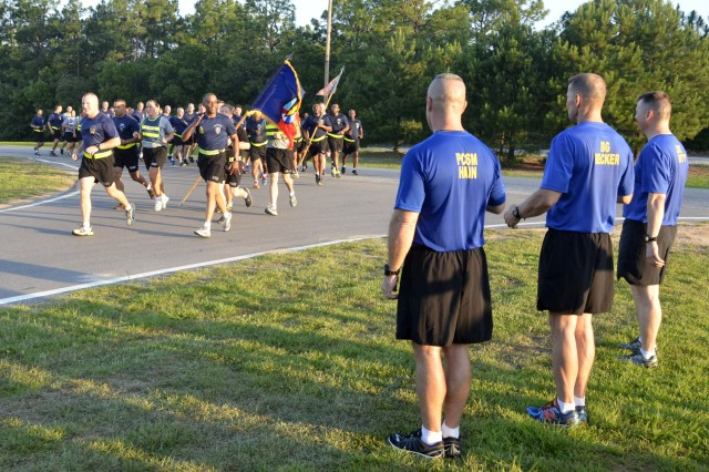 Soldiers, civilians and family members from across the installation were invited to participate in Victory Week activities June 19 and 20. The events included a postwide run, an ironman physical fitness competition, a free concert by country artist James Otto, an aerial assault demonstration during Basic Combat Training Graduation, a combat assault course competition as well as sporting events.