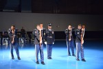 Sergeant Major of the Army recognizes noncommissioned officers during Twilight Tattoo