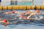 Triathlon: Fort Rucker event tests 'Army Strong'