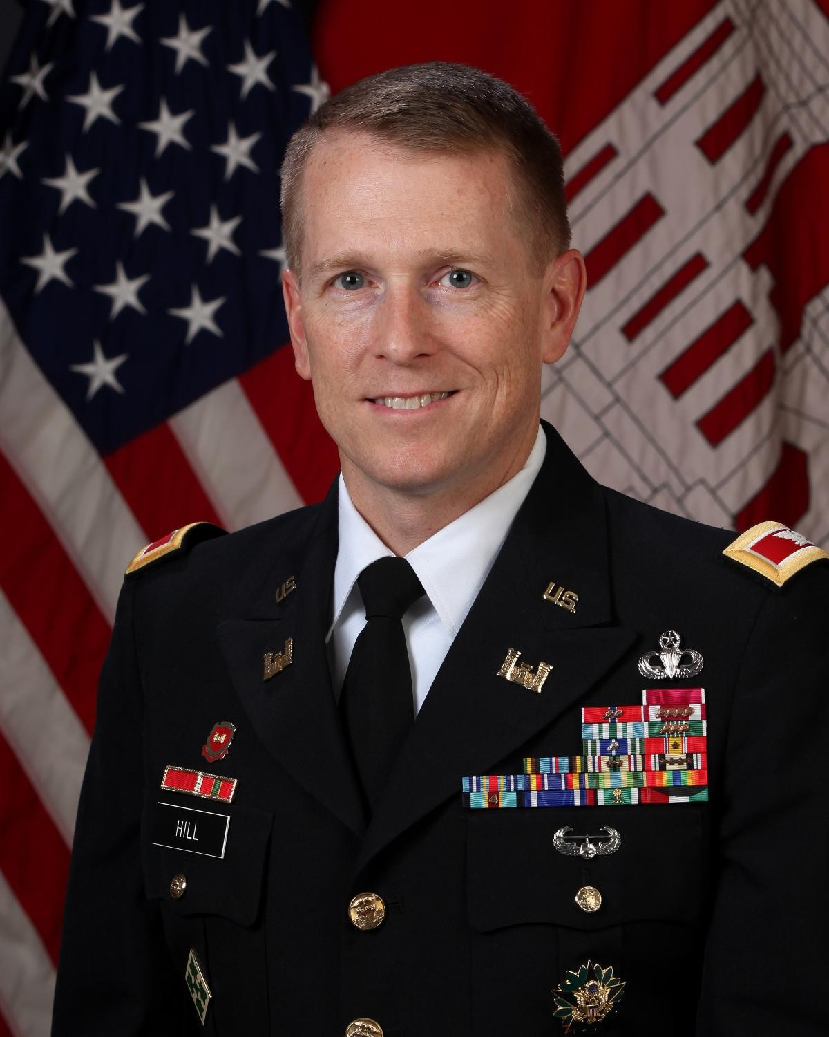 Hill to take command of Corps' Southwestern Division ...