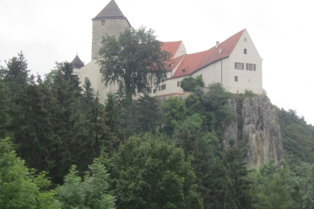 Prunn Castle is just one of the local attractions recommended for visitation in the new English language trip planner created by the County of Neumarkt tourist board.