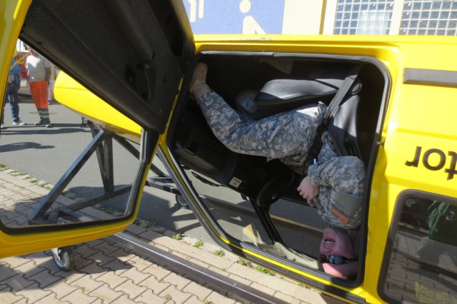 USAG Ansbach hosts Summer Safety Day | Article | The United States Army