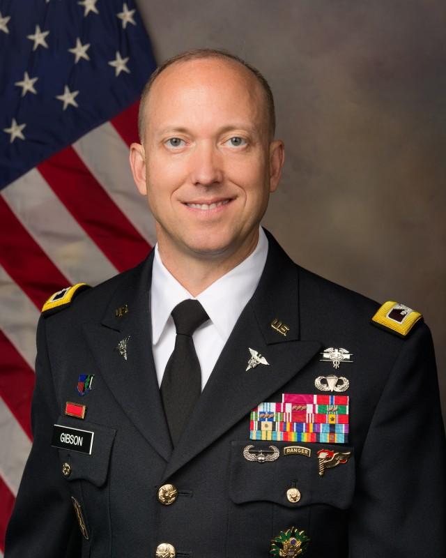 Col. David Gibson