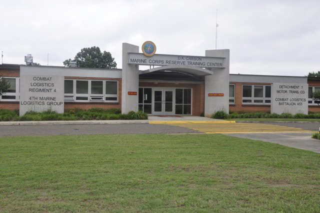 The Fort Worth District Energy Audits and Assessments team conducted a May 28 energy audit at the D.A Carson Marine Corps Reserve Training Center, in Texarkana, Texas.  Once the audit is complete, the Corps will provide the Marine Corps Reserve unit an assessment on how they can become more energy efficient.