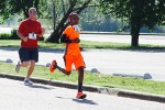 DIVWEST father, son run to annihilate childhood cancer