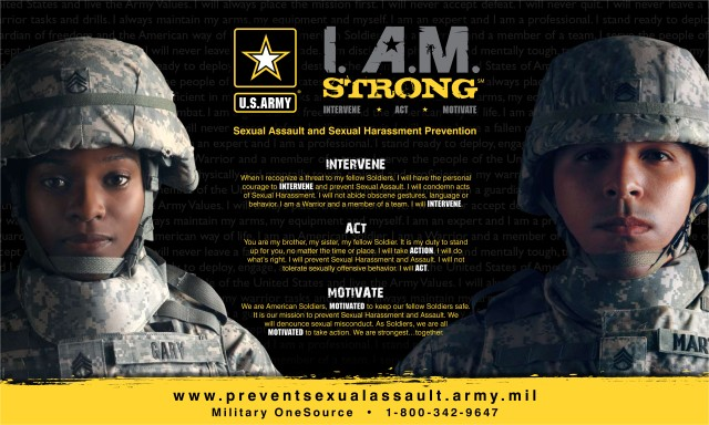 Army publishes SHARP campaign plan