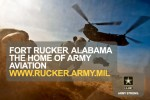 Fort Rucker, Alabama, stock graphic