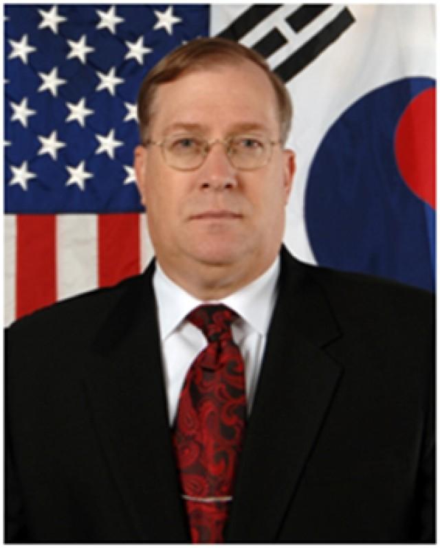 Deputy to the Garrison Commander, U.S. Army Garrison Casey