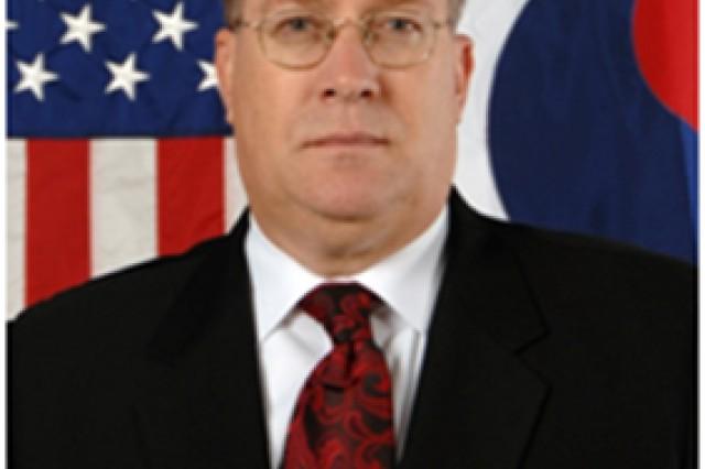 Mr. David R. Oten Deputy to the Garrison Commander, U.S. Army Garrison Casey