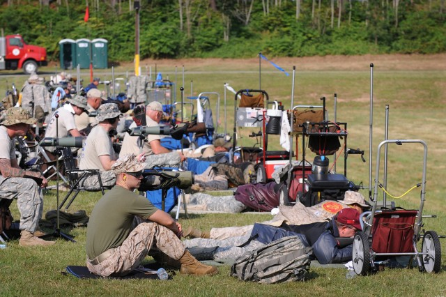 Interservice Rifle Competition