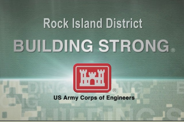 Title screen from Rock Island District Value to the Nation video