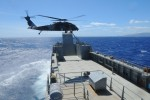 Army, Navy exercise casualty evacuation operations during RIMPAC
