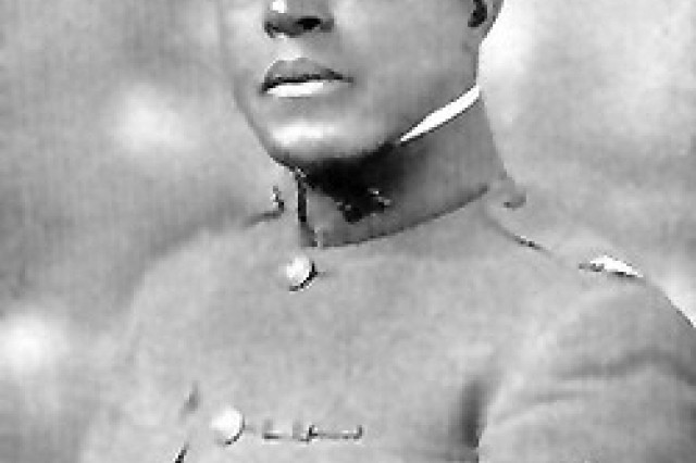 Charles Young graduated from West Point in 1889. Young would later serve in the 7th, 9th and 10th Cavalry, command Fort Huachuca, and retire as a Colonel. He is a member of the MI Hall of Fame.