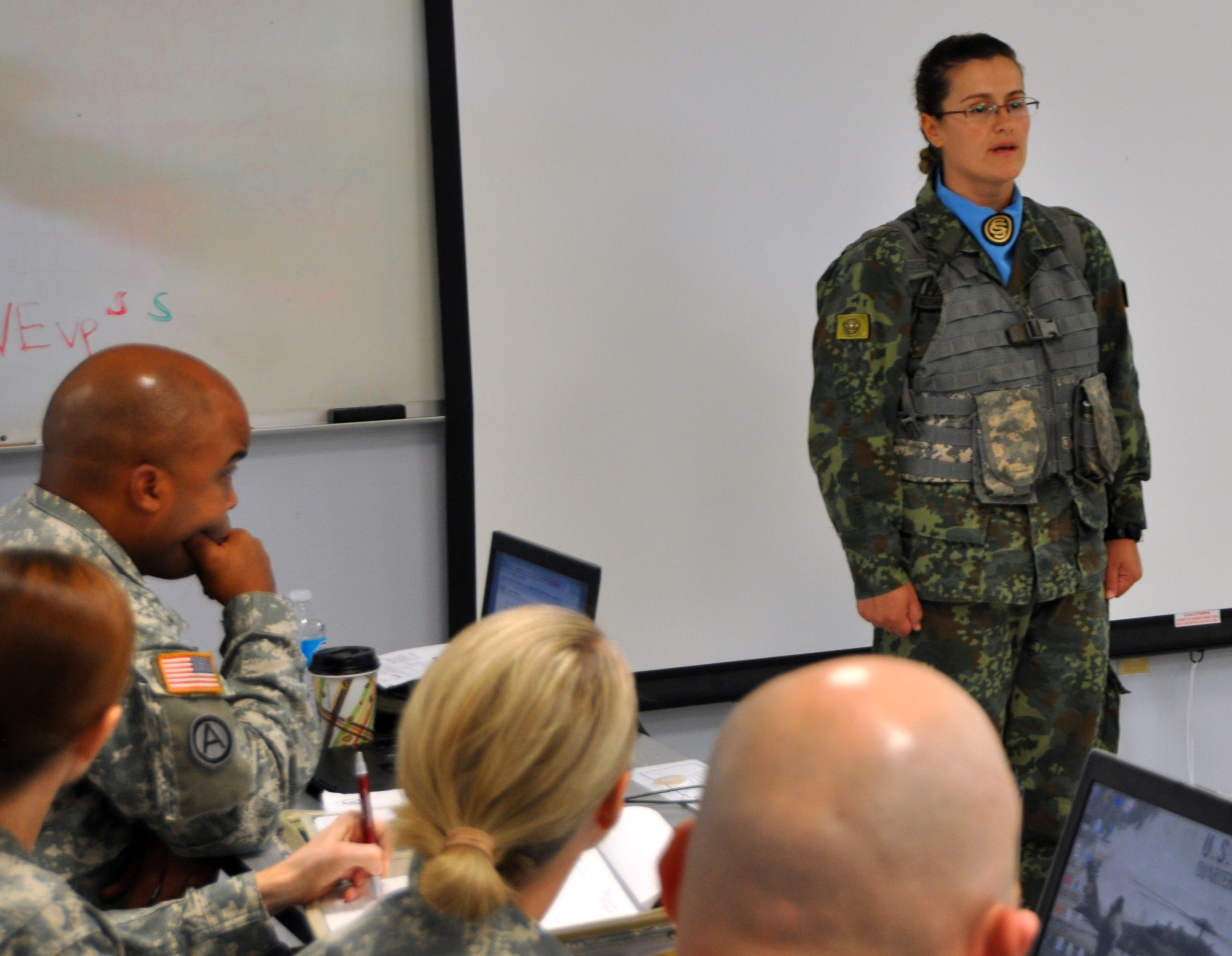 New jersey guard hosting unique ocs for albanians article the united states army - Ocs officer candidate school ...
