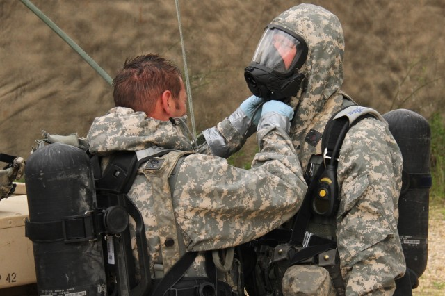 20th CBRNE integrates into decisive action training | Article ...