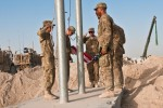 FOB Walton closes as Afghanistan withdrawal continues