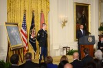 Former Staff Sgt. Ryan Pitts receives Medal of Honor