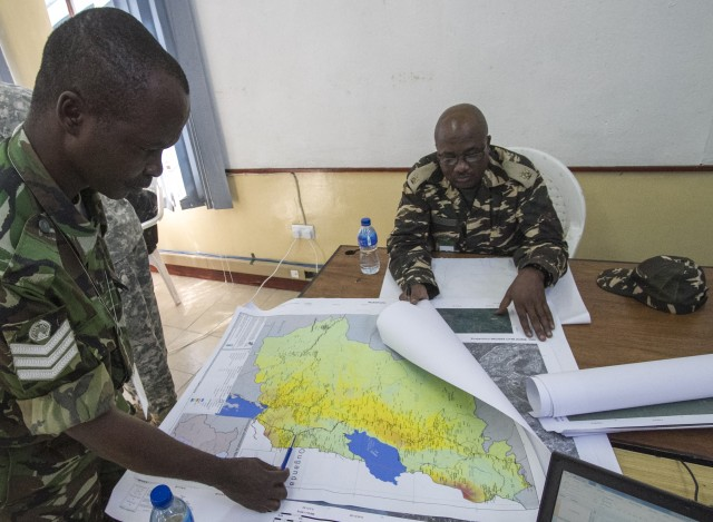 Exercise Southern Accord 14 kicks-off in Malawi