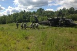 New York National Guard takes to skies