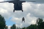 New York National Guard takes to the skies