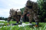 EOD troops train with federal agencies during exercise