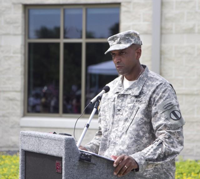 Col. Gary Brito