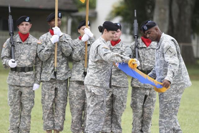 Pacific's premier Engineer Brigade deactivates units, begins reorganization