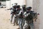593rd ESC conducts urban terrain training