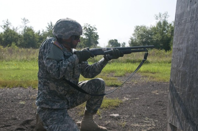 Soldiers gain new experiences on weapons, vehicles