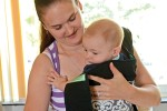 New Parent Support Group stresses health benefits of breast-feeding
