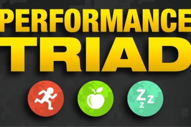 The Performance Triad health challenge lasts 26 weeks.