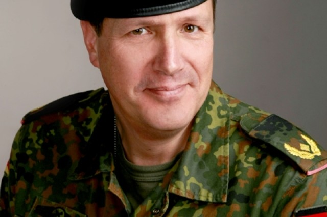 Brig. Gen. Markus Laubenthal, commander of the Bundeswehr's Panzerbrigade 12 (12th Armored Brigade) has been named as the next chief of staff for U.S. Army Europe. Laubenthal is the first German officer to be assigned to the USAREUR position, where he will synchronize the activities of the USAREUR staff in much the same manner as his American predecessors.