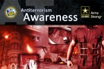 August is the Army's Antiterrorism Awareness Month