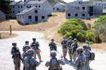 229th MI Linguists leave classroom for tactical training
