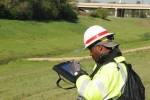 Tablets replace paper to speed levee inspection work