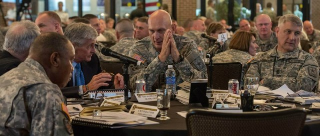 Chief of Staff of the Army, Gen. Ray Odierno, Army Profession Symposium