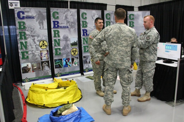 20th CBRNE demonstrates mission capabilities