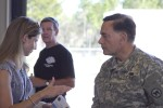 Maj. Gen. Beck and Kara Scialdo