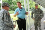 Program mentors soldiers on great outdoors