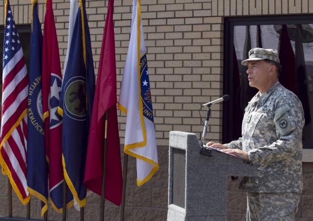 Maj. Gen. Gill Beck