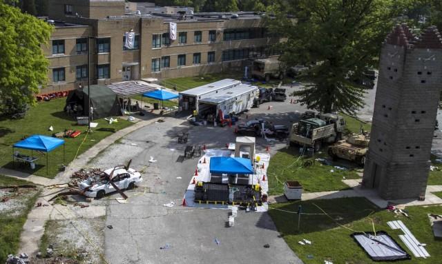 92nd CBRN Response Teams support VR '14