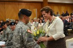 Dunbar takes command of 598th Transportation Brigade