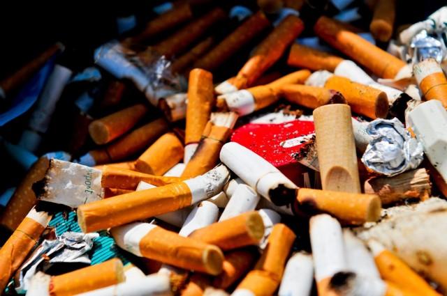Cigarette Butler cleans up JBLM