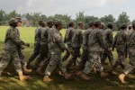 Army ROTC Cadet Summer Training graduates last regiment for 2014
